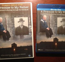 "Miniatur DVD und Blu-ray ""A Promise to My Father"""